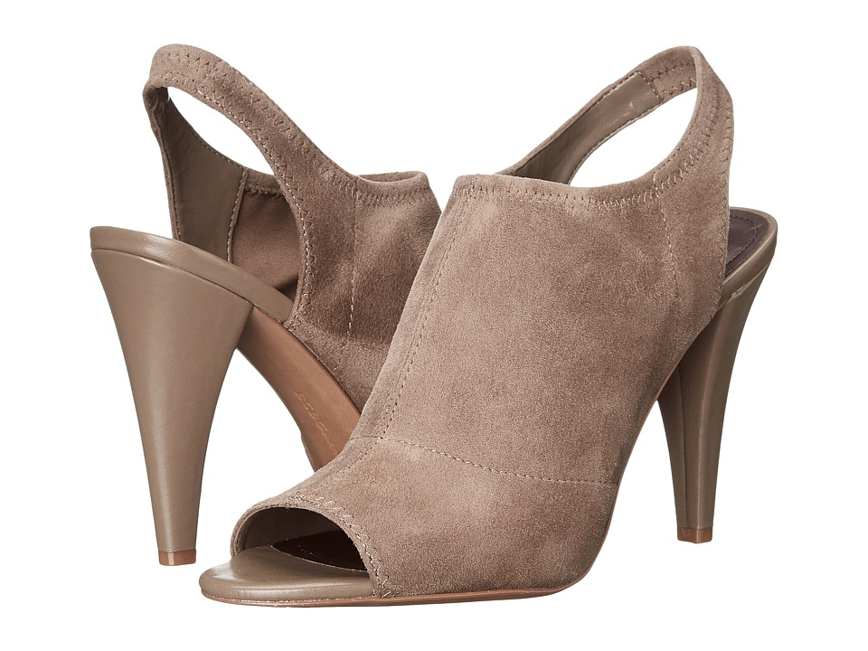 BCBGeneration Remmy (Taupe Stretch Suede) Women