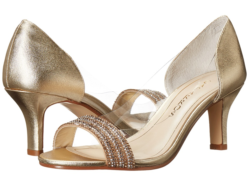 Caparros - Fancy (Medium Gold Metallic) High Heels