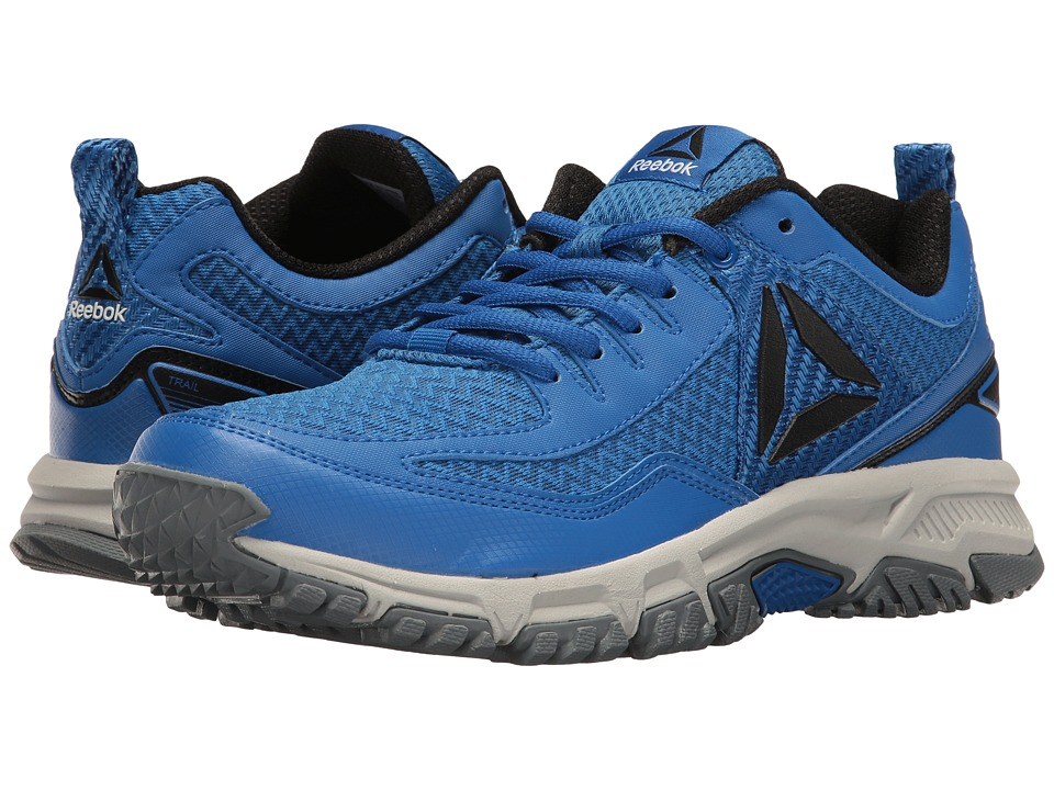 Reebok - Ridgerider Trail 2.0 (Awesome Blue/Skull Grey/Asteroid Dust/Black) Men's Walking Shoes