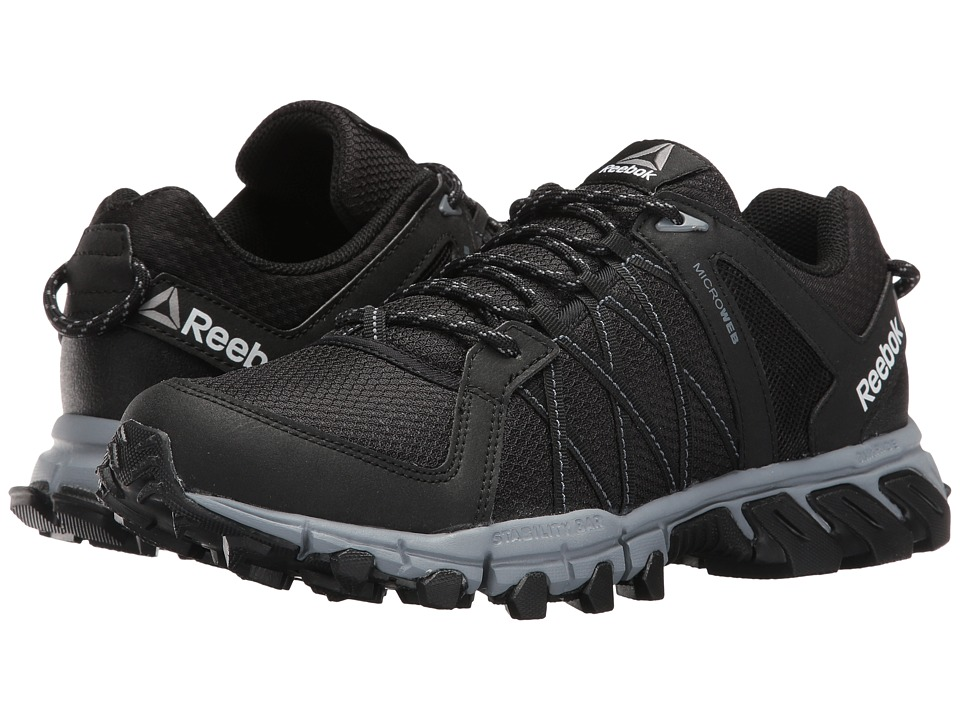 Reebok - Trailgrip RS 5.0 (Black/Asteroid Dust) Men's Shoes