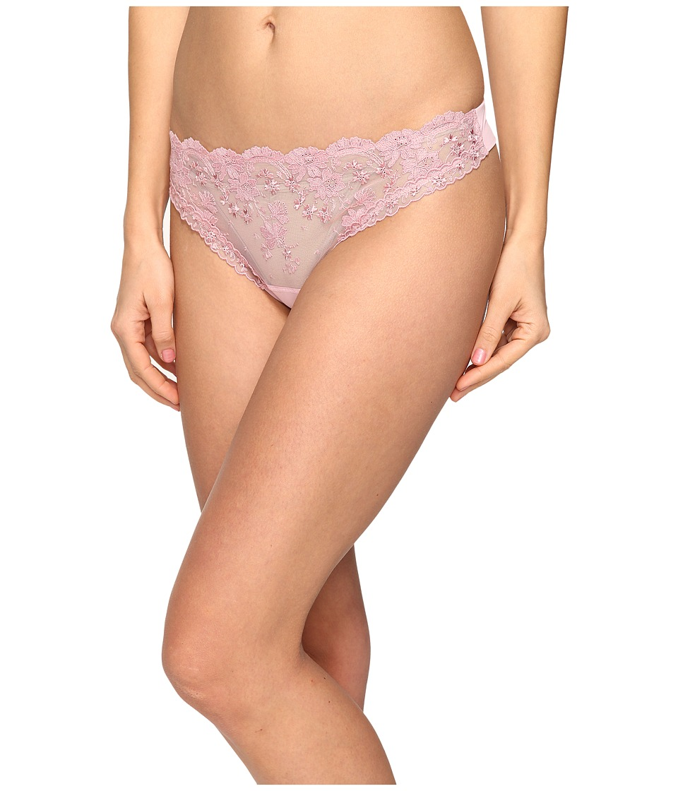La Perla - Stolen Roses Thong (Pink) Women's Underwear