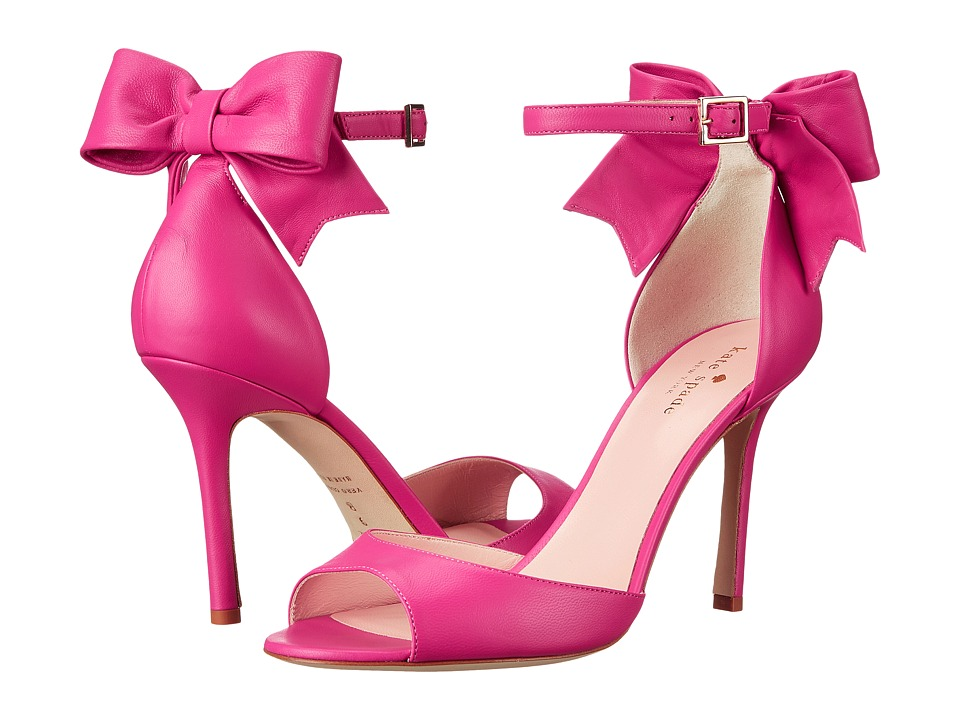 Kate Spade New York - Izzie (Carousel Pink Nappa) High Heels