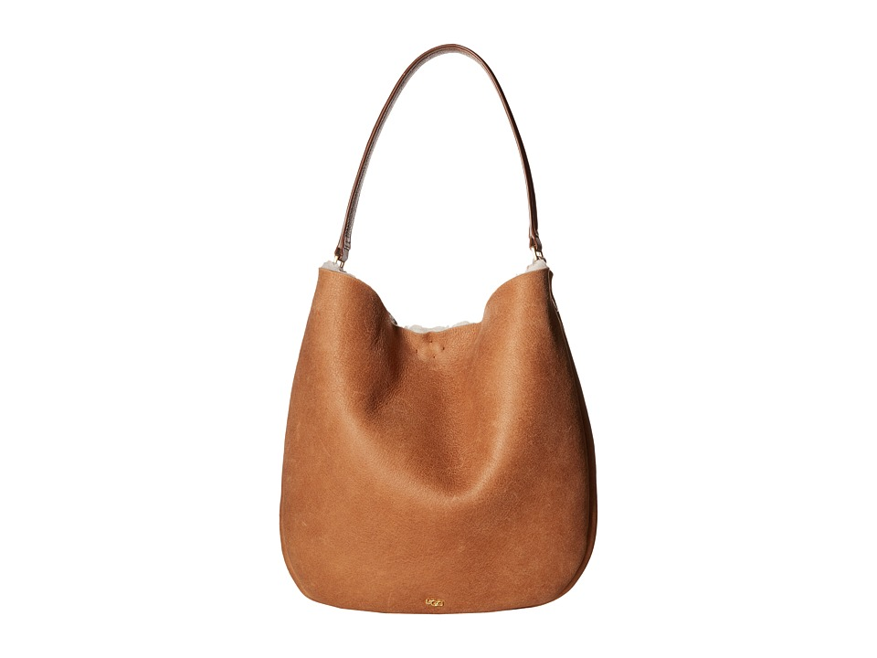UGG - Claire Hobo (Chestnut Bomber) Hobo Handbags