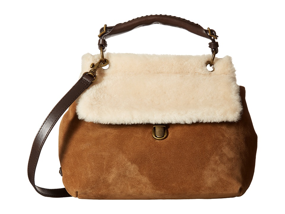 UGG - Heritage Satchel (Chestnut) Satchel Handbags