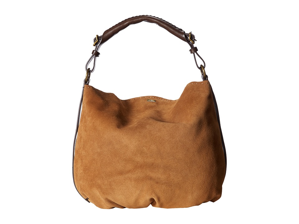 UGG - Hetitage Hobo (Chestnut) Hobo Handbags