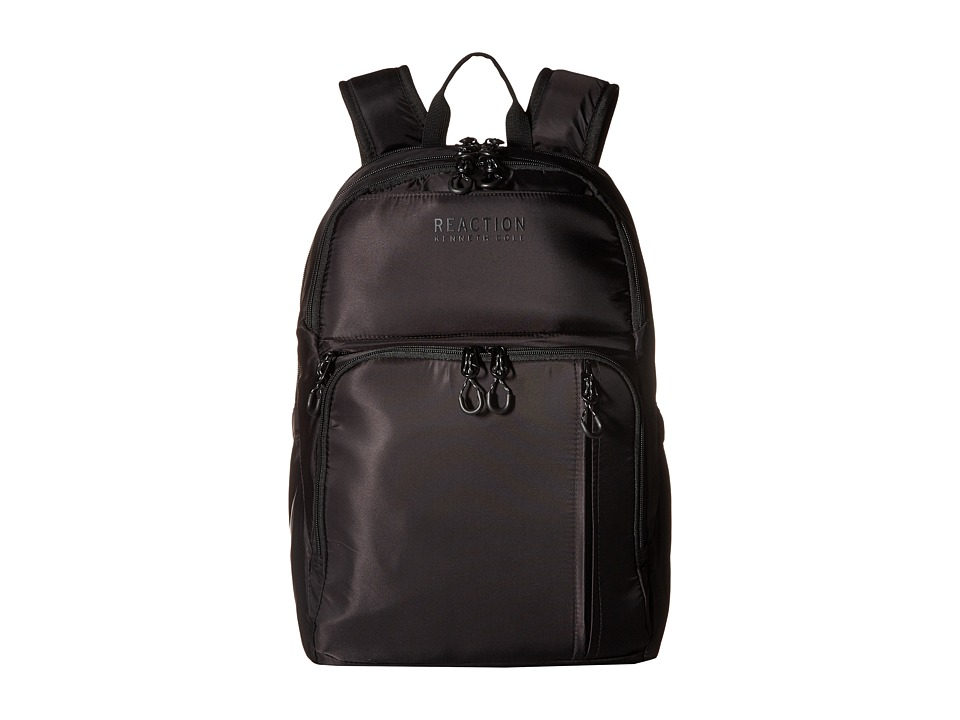 Kenneth Cole Reaction Hit The Pack Computer Backpack (Black) Backpack Bags