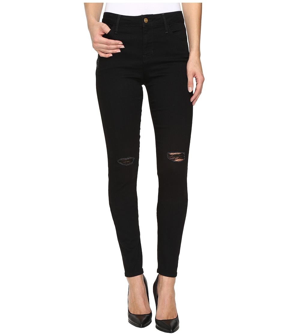 Sanctuary - Robbie High Skinny Pants (Stiletto Wash) Women's Casual Pants