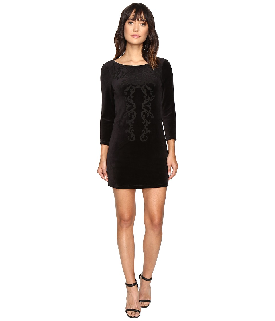 Sanctuary - Gia Dress (Black) Women's Dress