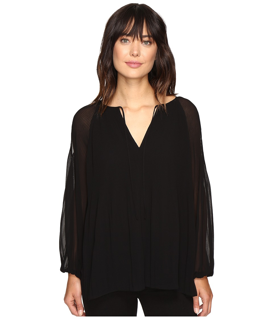 Sanctuary - Sophie Top (Black) Women's Clothing