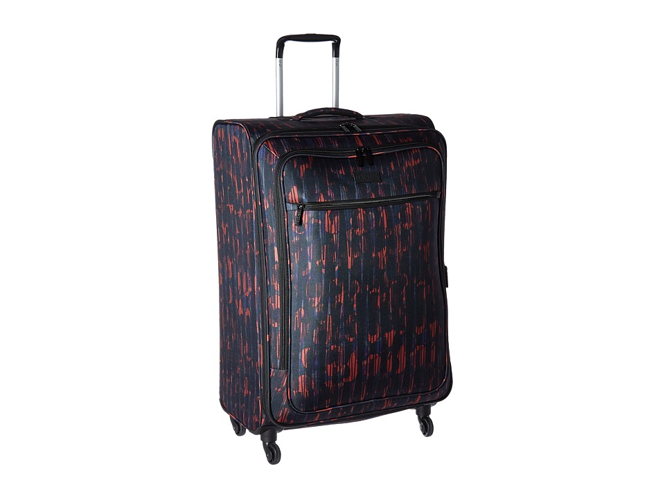 Kenneth Cole Reaction - The Real Collection Softside - 28 4-Wheel Upright (Warm Red) Luggage