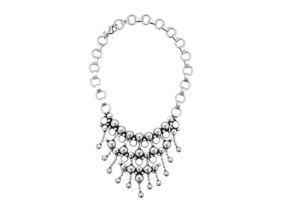 DANNIJO - MERCURIA Necklace (Ox Silver) Necklace