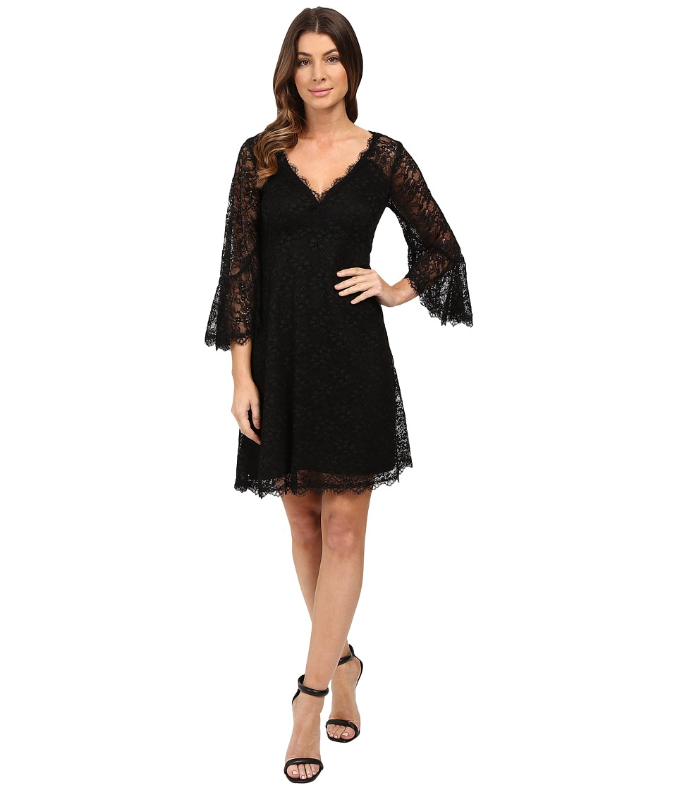 Nanette Lepore - Ming Frock (Black) Women's Dress