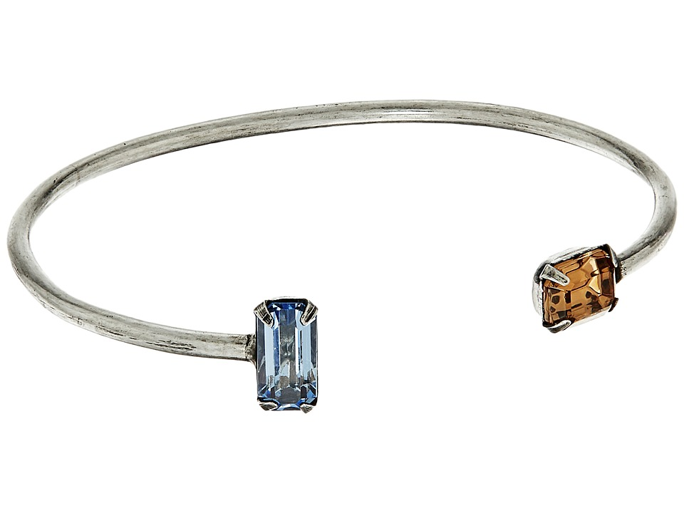DANNIJO - APHELION Bracelet (Ox Silver/Sapphire/Smoked Topaz) Bracelet