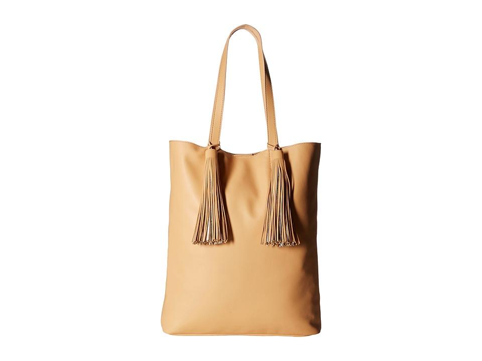 Loeffler Randall - Cruise Tote (Natural/Metallic) Tote Handbags