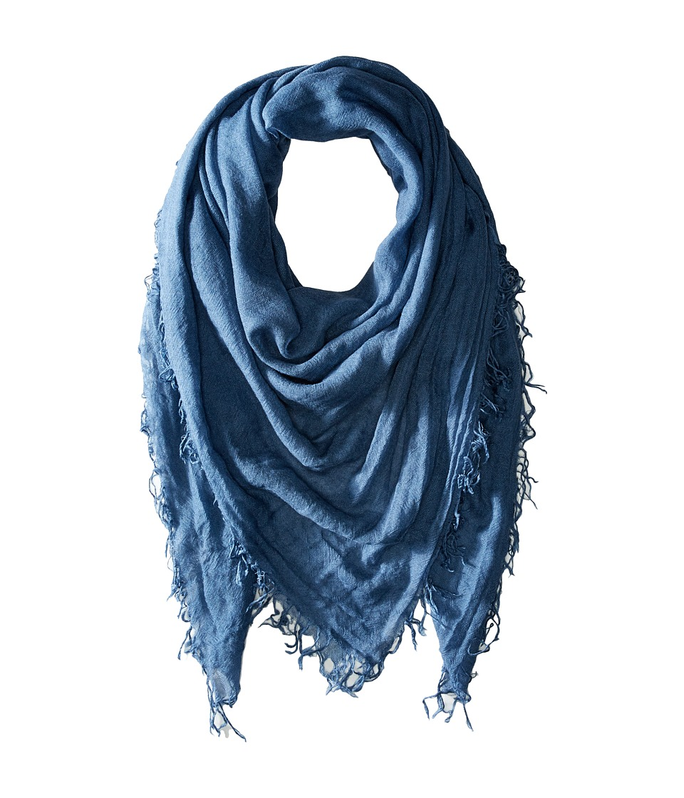 Chan Luu - Cashmere and Silk Scarf (Bering Sea) Scarves