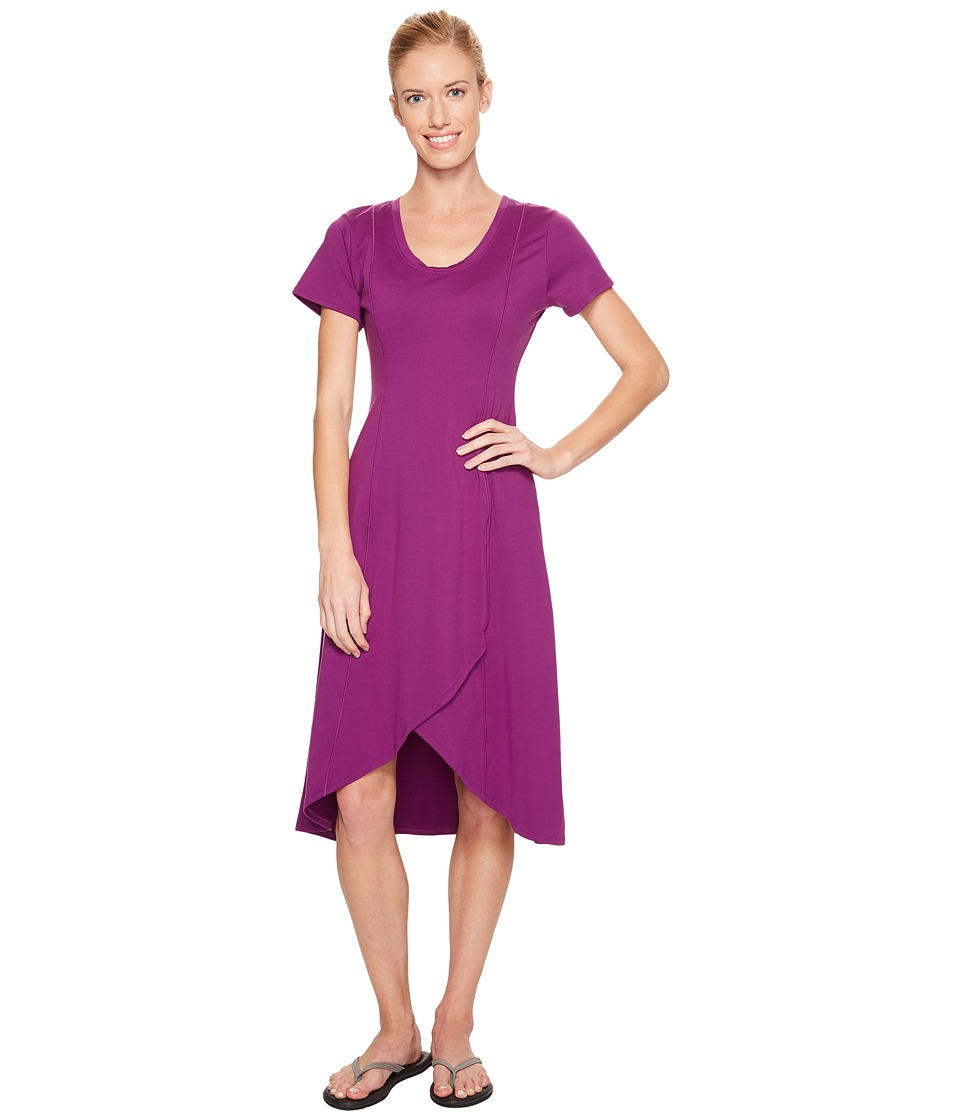 Stonewear Designs - Gardenia Dress (Passion Flower) Women's Dress