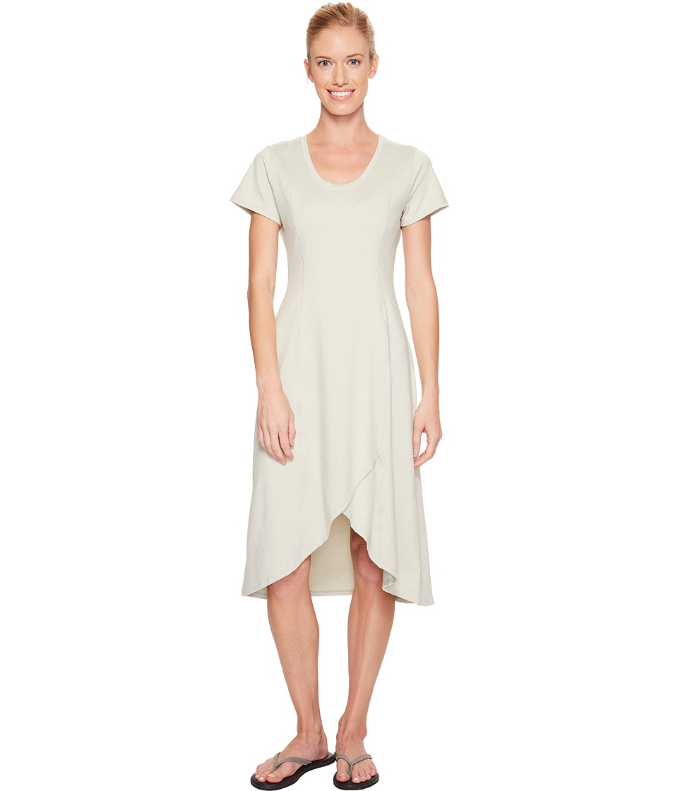 Stonewear Designs - Gardenia Dress (Oatmeal) Women's Dress