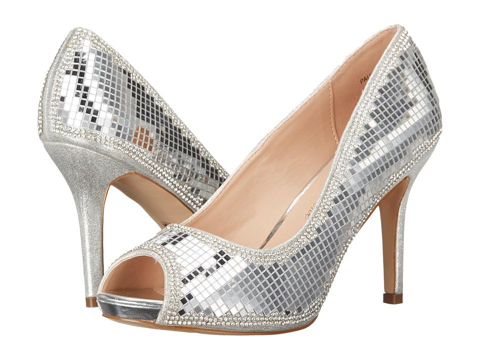Lauren Lorraine - Pauline (Silver) High Heels