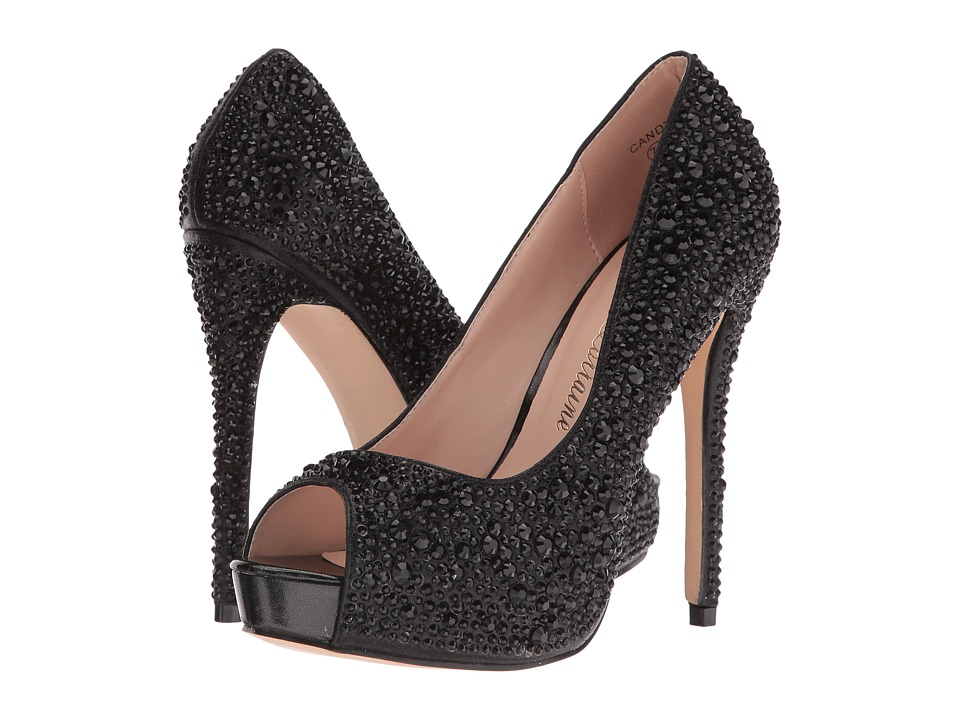Lauren Lorraine - Candy (Black Candy) High Heels