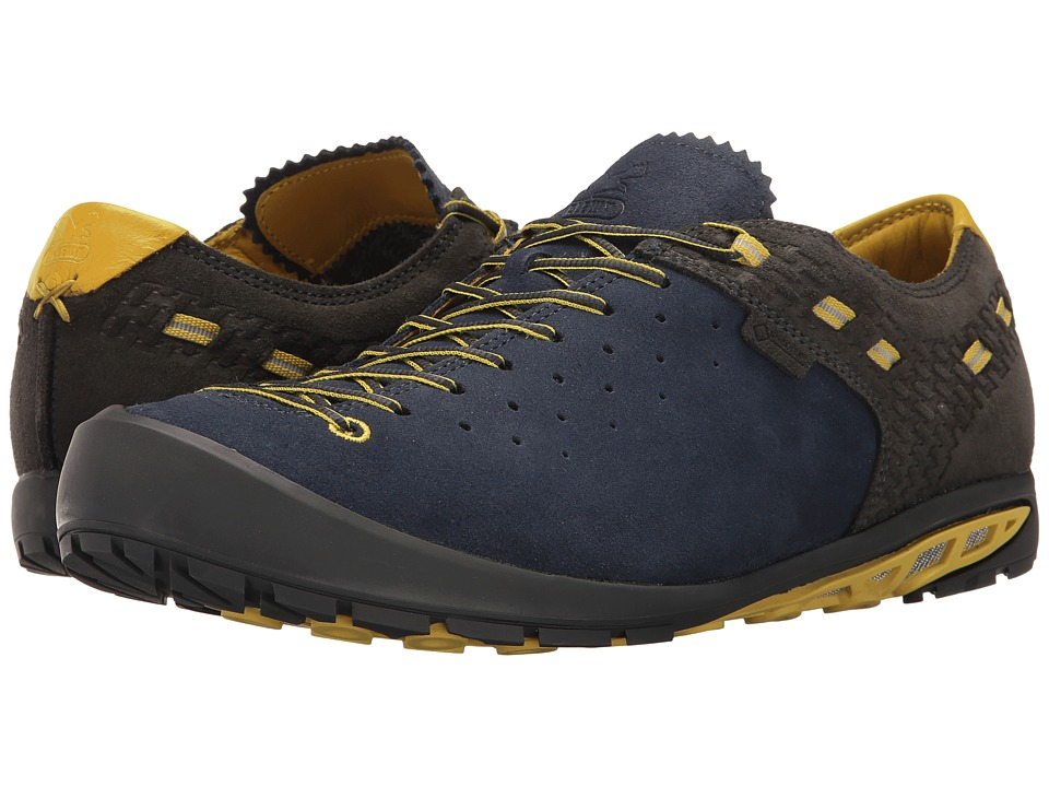 SALEWA - Ramble GTX (Dark Denim/Kamille) Men's Shoes