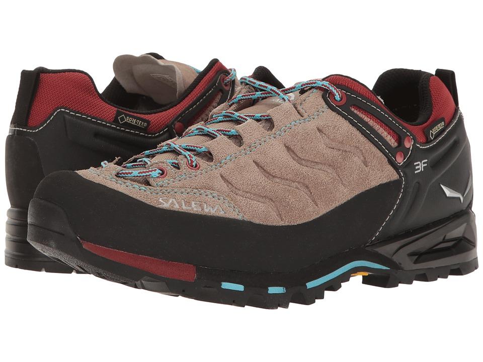 SALEWA - Mountain Trainer GTX (Funghi/Indio) Women's Shoes