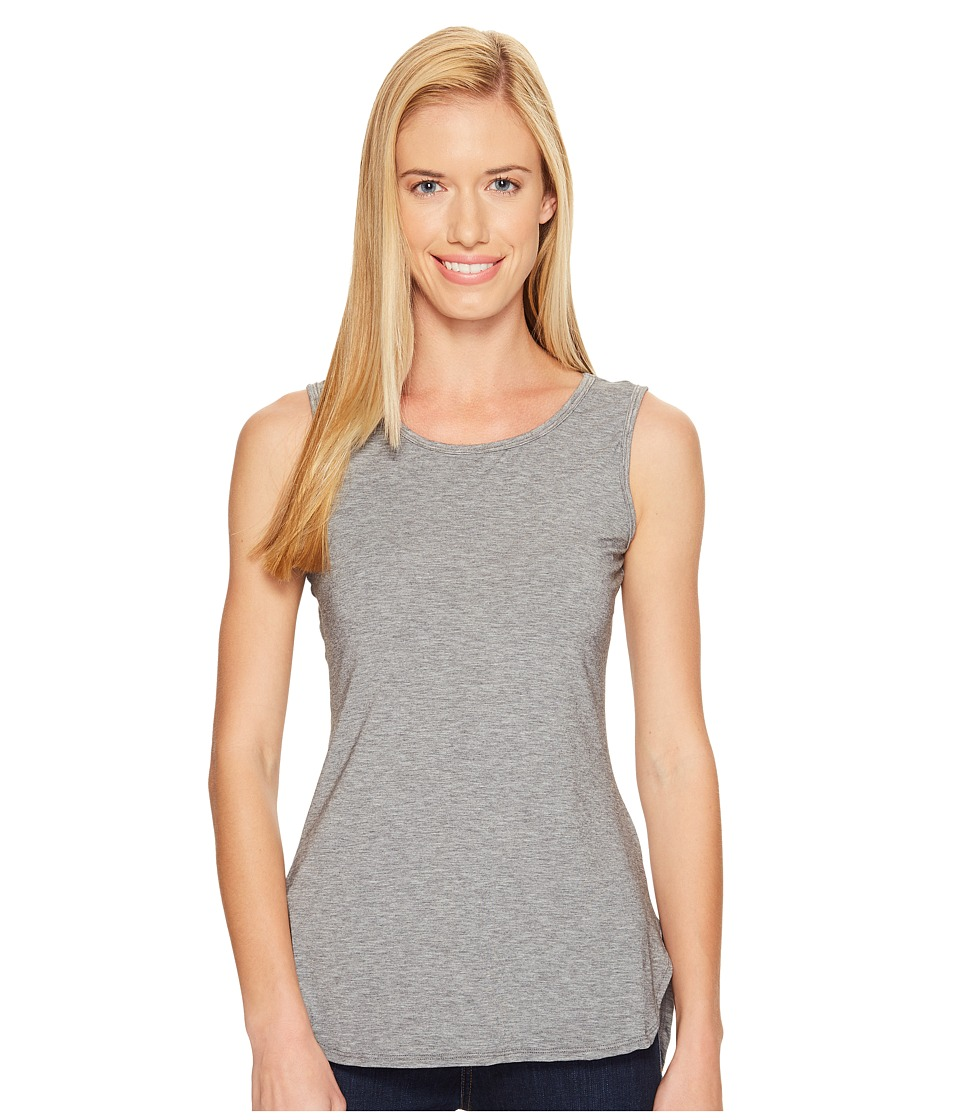 Stonewear Designs - Tailwind Tank Top (Stone Heather) Women's Sleeveless