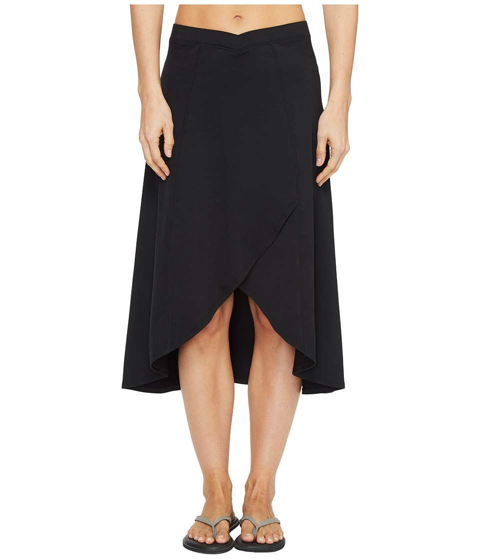 Stonewear Designs - Stonewear Skirt (Black) Women's Skirt