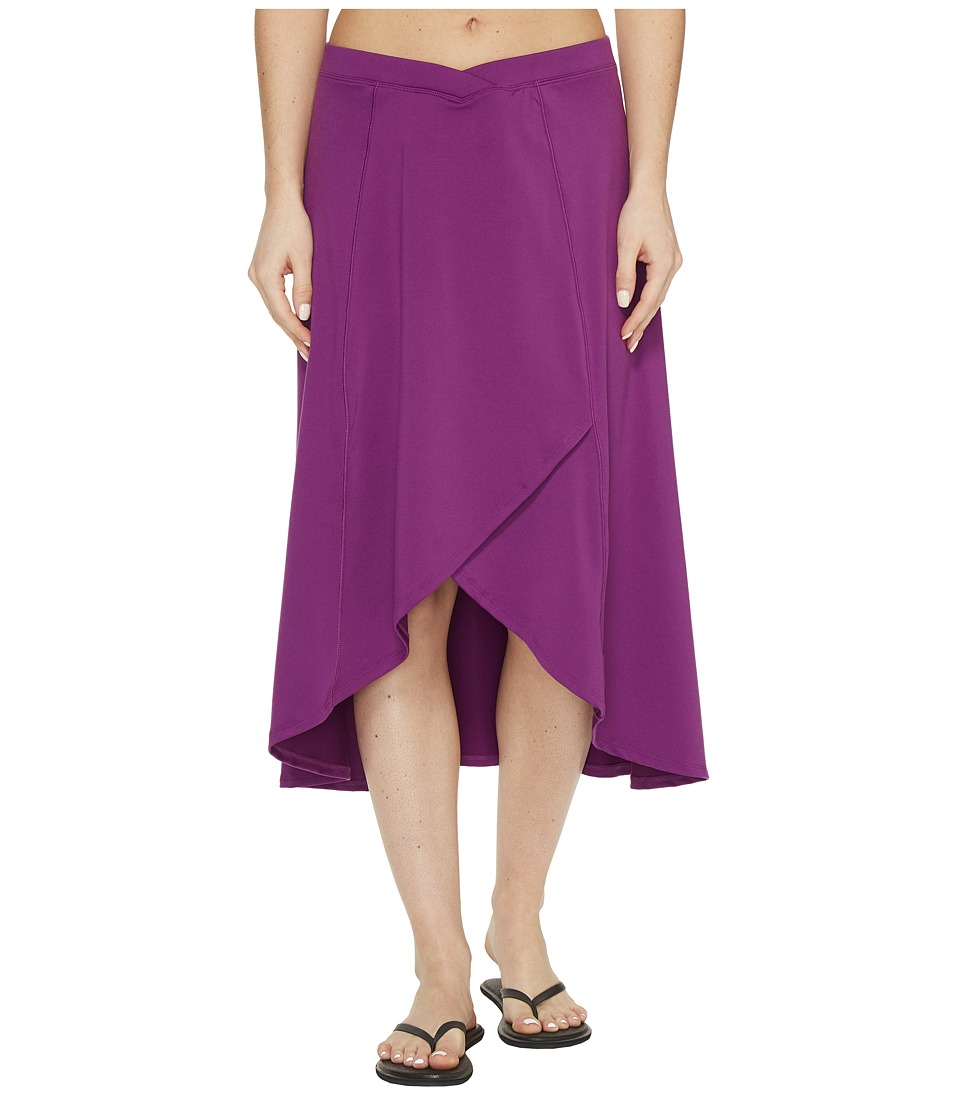 Stonewear Designs - Stonewear Skirt (Passion Flower) Women's Skirt