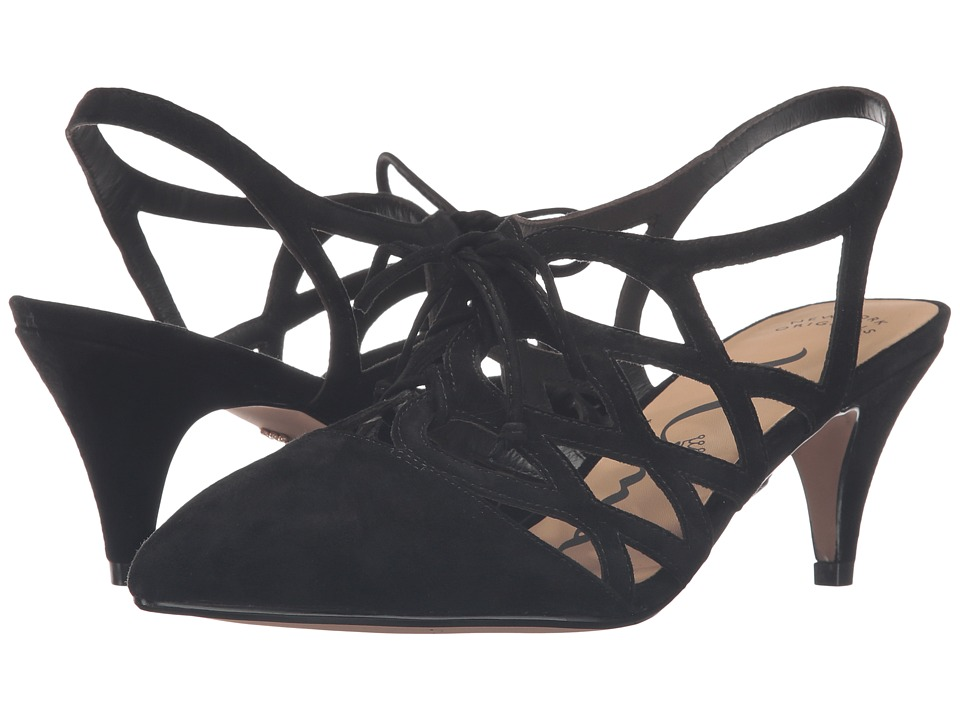 Nina Francie (Black) High Heels