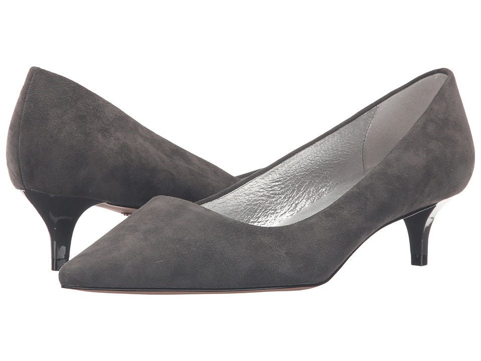 Nina - Journey (Charcoal) Women's 1-2 inch heel Shoes
