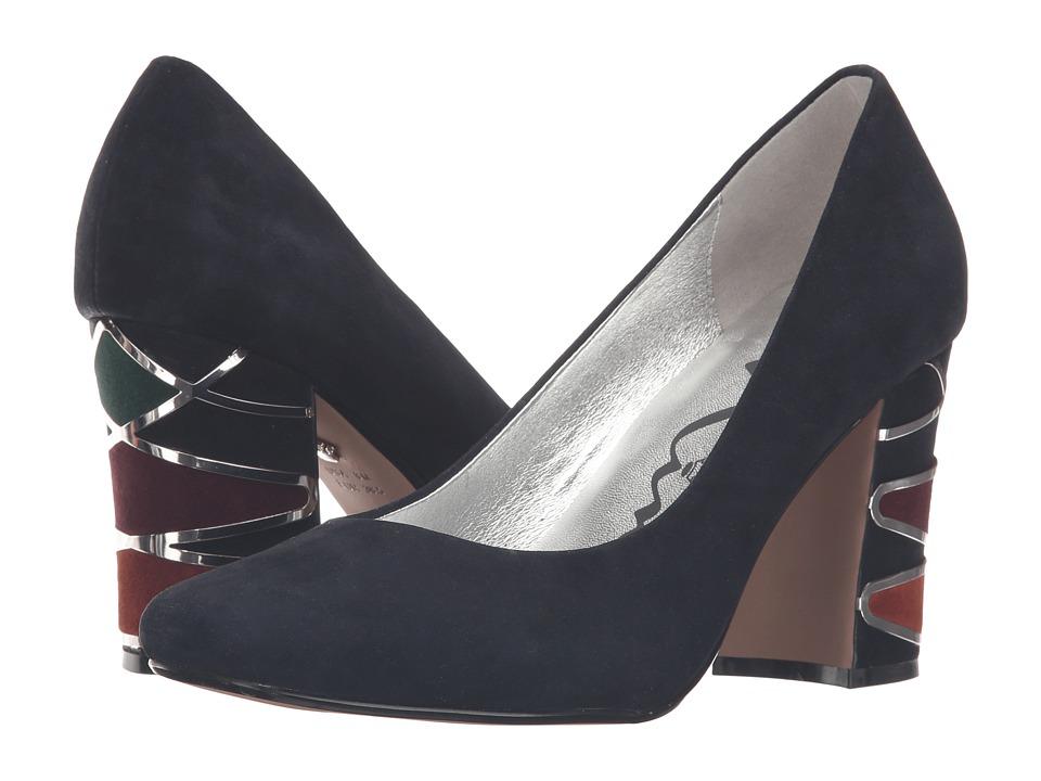 Nina - Starry (Navy) High Heels