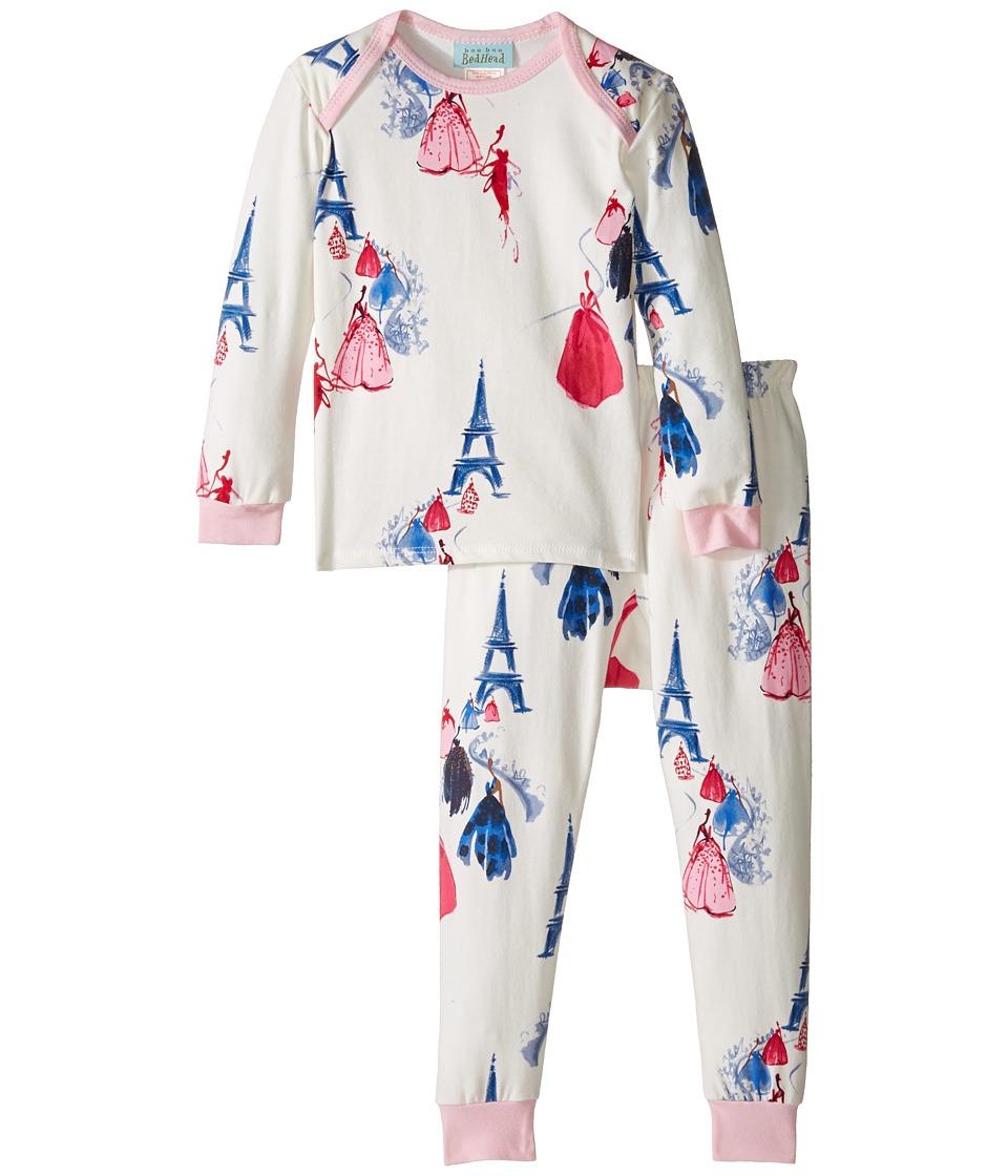 BedHead Kids - Long Sleeve Long Pants Set (Infant) (Fashion Week) Girl's Pajama Sets
