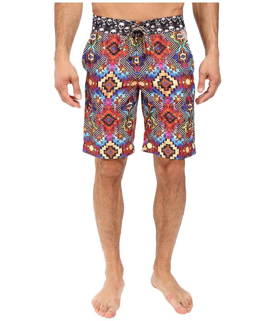 Robert Graham - Diamond Back Swimwear (Multi) Men's Swimwear