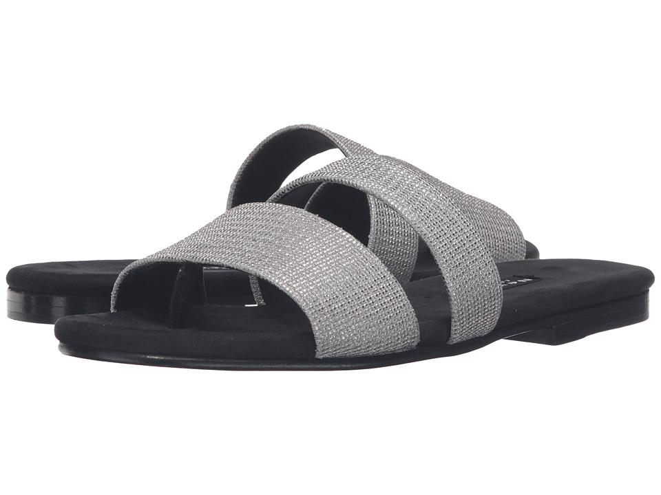 NewbarK - Roma III (Silver Metallic) Women's Shoes