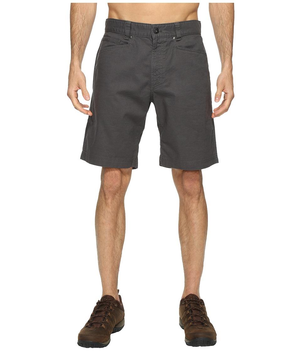 The North Face - Campfire Shorts (Asphalt Grey (Prior Season)) Men's Shorts