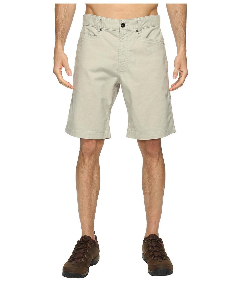 The North Face - Campfire Shorts (Granite Bluff Tan (Prior Season)) Men's Shorts