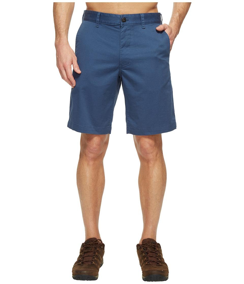 The North Face The Narrows Shorts (Shady Blue (Prior Season)) Men