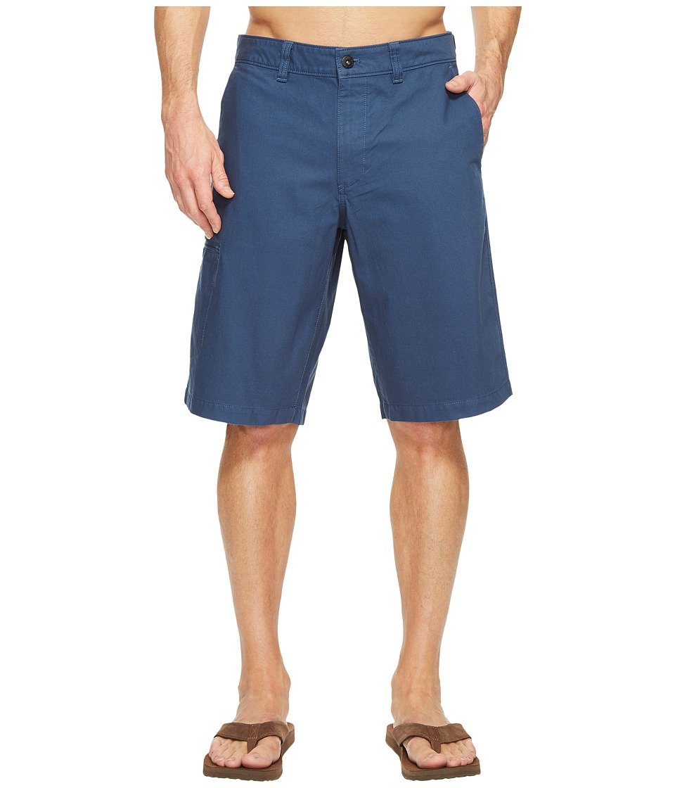 The North Face - The Narrows Cargo Shorts (Shady Blue (Prior Season)) Men's Shorts