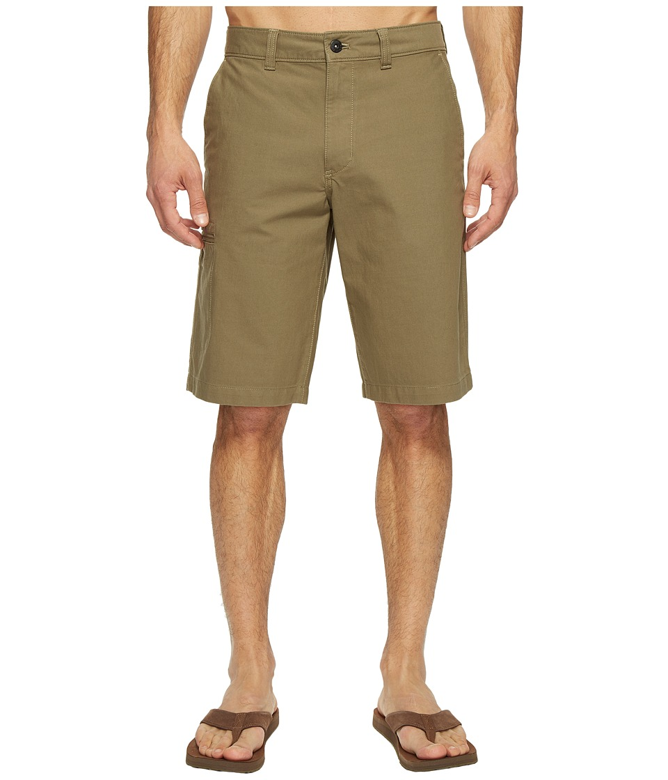 The North Face - The Narrows Cargo Shorts (Burnt Olive Green (Prior Season)) Men's Shorts