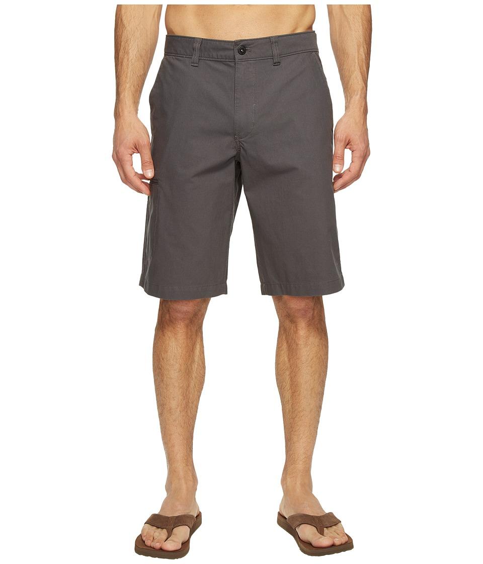 The North Face - The Narrows Cargo Shorts (Asphalt Grey (Prior Season)) Men's Shorts