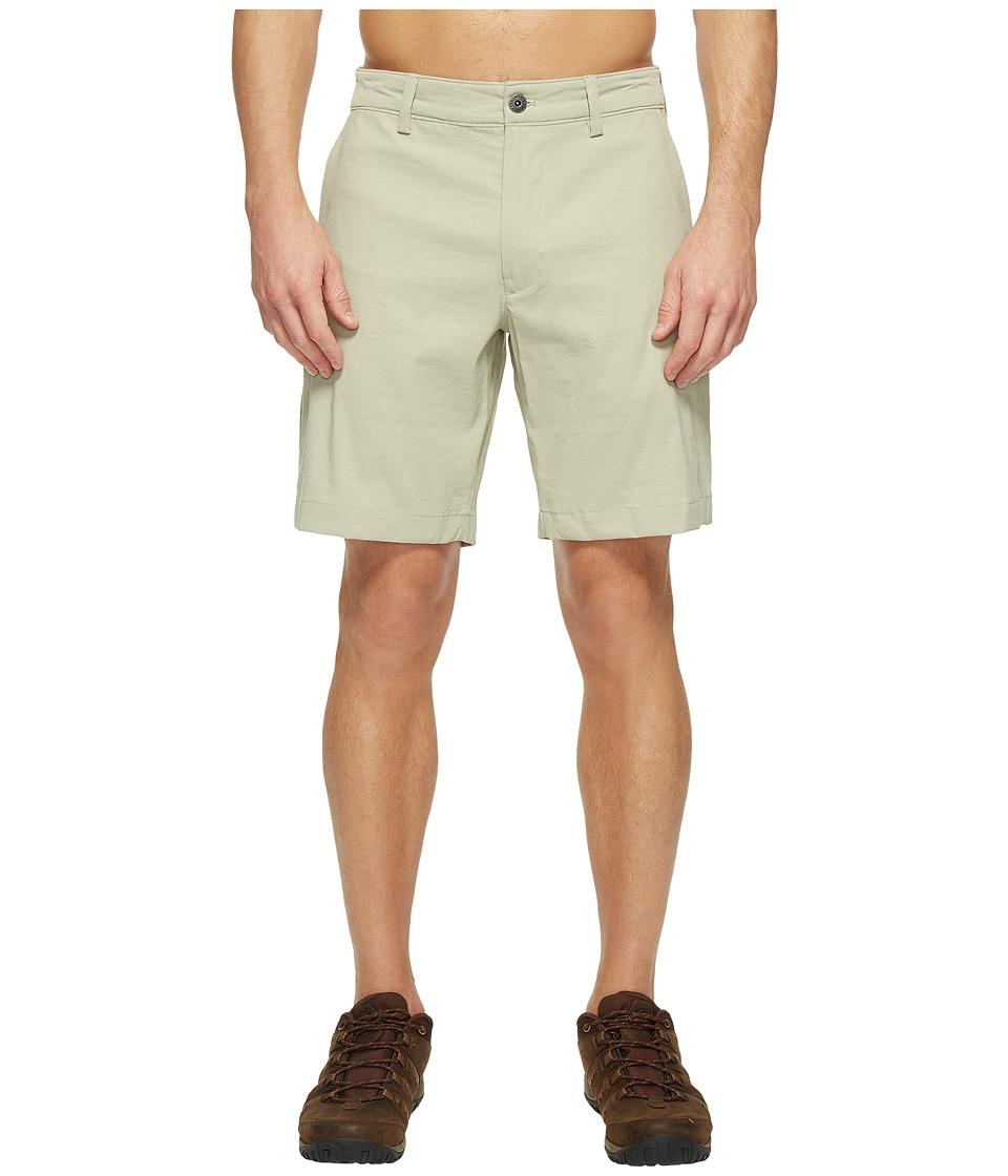 The North Face - Rockaway Shorts (Granite Bluff Tan (Prior Season)) Men's Shorts