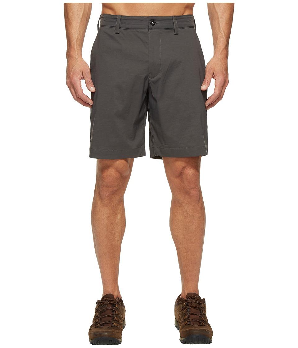 The North Face Rockaway Shorts (Asphalt Grey (Prior Season)) Men