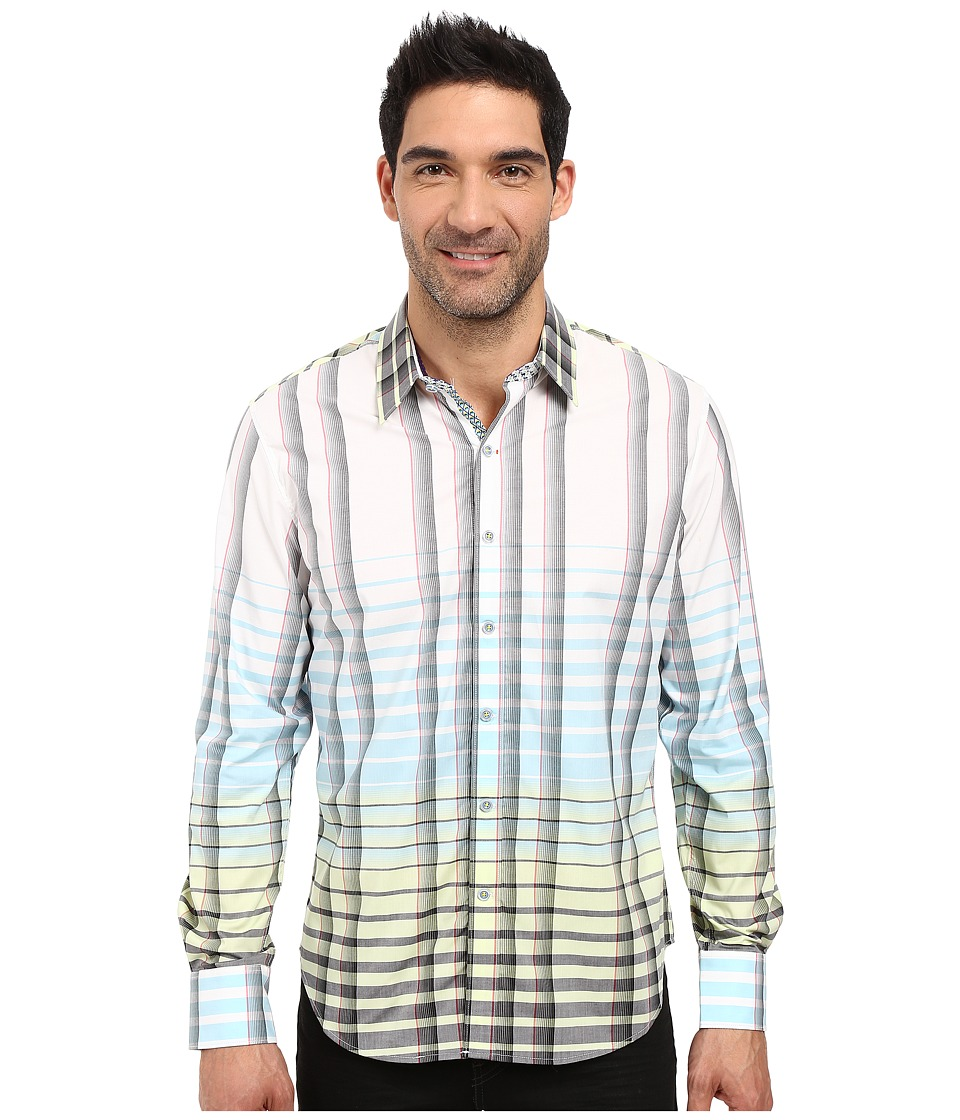 Robert Graham - Moraras Long Sleeve Woven Shirt (Multi) Men's Clothing