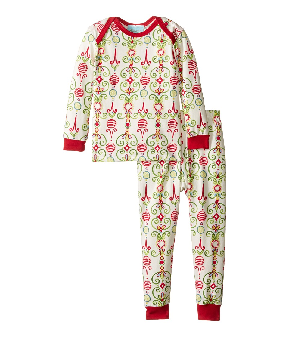 BedHead Kids - Long Sleeve Long Pants Set (Infant) (Christmas Party) Boy's Pajama Sets
