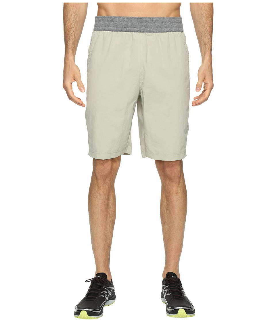 The North Face - Pull-On Adventure Shorts (Granite Bluff Tan (Prior Season)) Men's Shorts