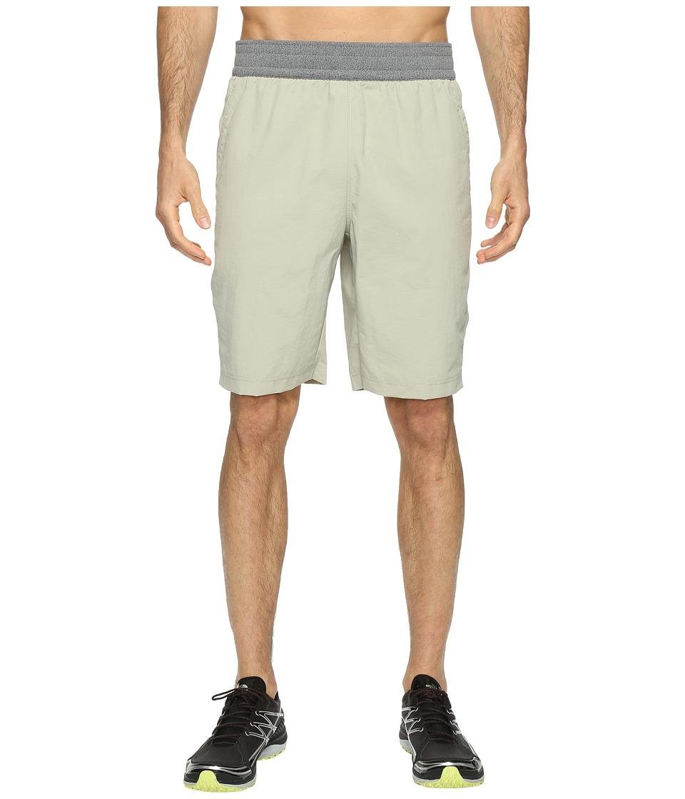 The North Face - Pull-On Adventure Shorts (Granite Bluff Tan (Prior Season)) Men's Shorts