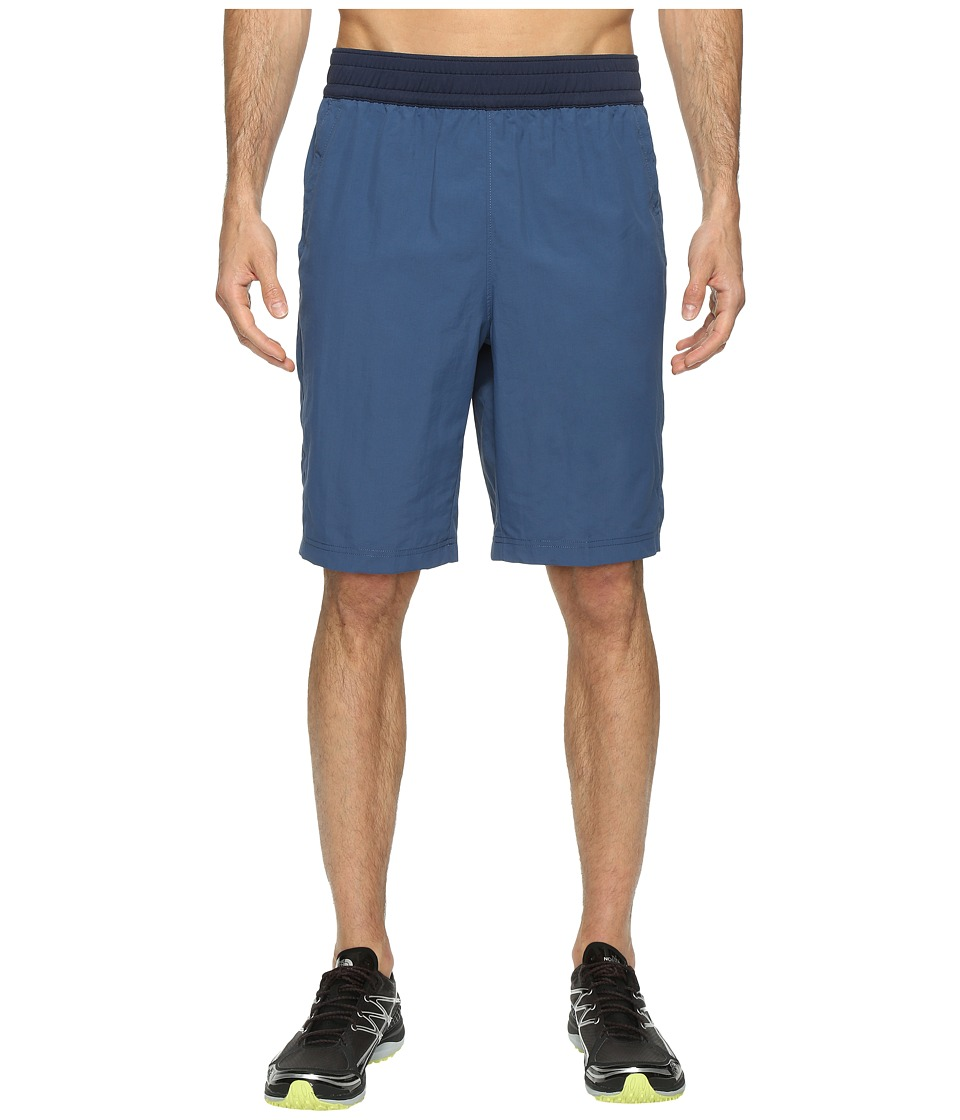 The North Face - Pull-On Adventure Shorts (Shady Blue (Prior Season)) Men's Shorts