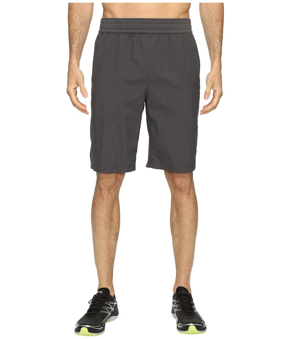 The North Face - Pull-On Adventure Shorts (Asphalt Grey (Prior Season)) Men's Shorts
