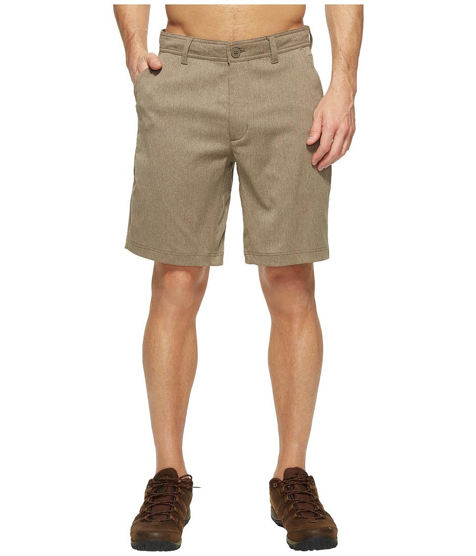 The North Face - Travel Shorts (Weimaraner Brown (Prior Season)) Men's Shorts