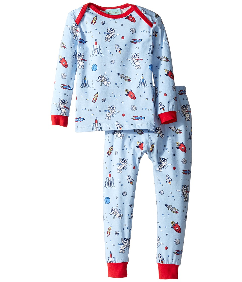BedHead Kids - Long Sleeve Long Pants Set (Infant) (Occupy Mars) Boy's Pajama Sets